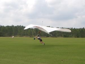 Hang Glider Training