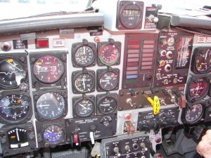 Snowbirds CT-114 Tutor Cockpit