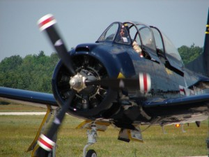 North American T-28C Trojan - Navy Trainer