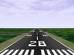 Runway Number: Two - Eight