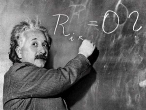Albert Einstein - Nobel Prize in Physics - 1921