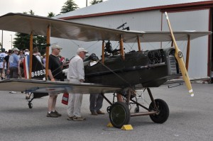 Brampton Flying Club Open House WW1 Biplanes and Triplanes