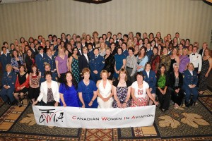 CWIA - Canadian Women In Aviation Conference - June 2013